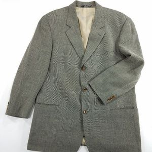 Hugo Boss Sports Coat Suit Jacket Wool Blend